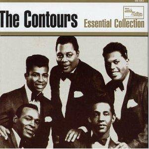 Cover - Contours, The: Essential Collection