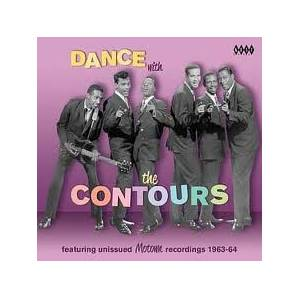 Cover - Contours, The: Dance With The Contours