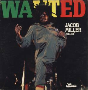 Cover - Jacob Miller: Wanted