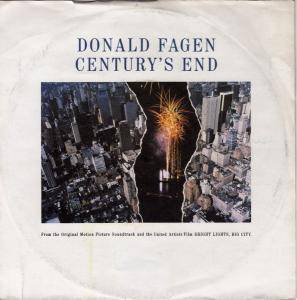 Cover - Donald Fagen: Century's End