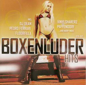 Cover - Real Booty Babes, The: Boxenluder Hits