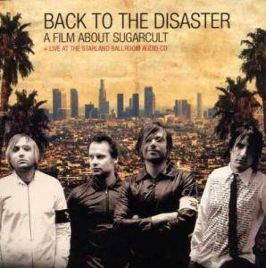 Cover - Sugarcult: Back To The Disaster