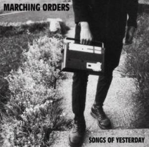 Cover - Marching Orders: Songs Of Yesterday