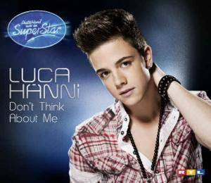 Cover - Luca Hänni: Don't Think About Me