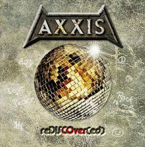 Axxis: reDISCOver(ed) - Cover
