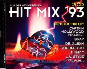 Cover - Brotherhood Creed: Hit Mix '93