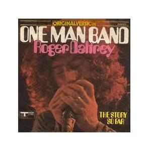 Roger Daltrey: One Man Band - Cover