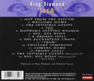 King Diamond: Them (CD) - Bild 2