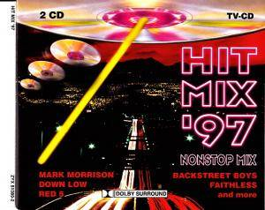 Cover - Manolo: Hit Mix '97