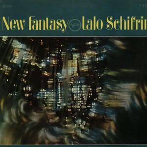 Cover - Lalo Schifrin: New Fantasy