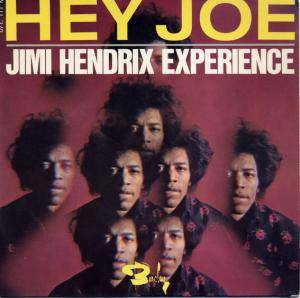 The Jimi Hendrix Experience: Hey Joe - Cover