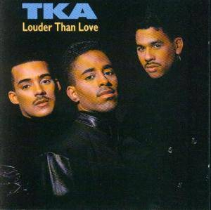 Cover - TKA: Louder Than Love