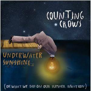 Counting Crows: Underwater Sunshine (Or What We Did On Our Summer Vacation) - Cover