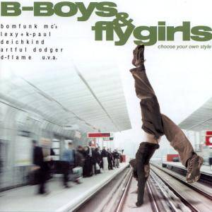 Cover - Southside Rockers: B-Boys & Flygirls