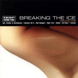 Cover - Blame: Breaking The Ice Volume One