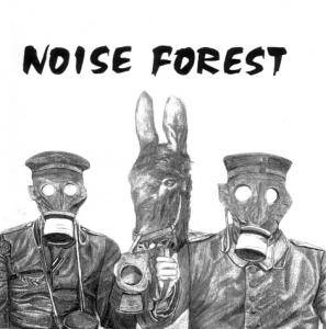 Cover - Noise Forest: Sequence Of Reality, A
