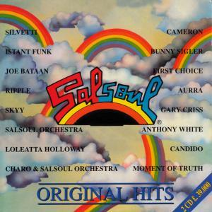 Salsoul Original Hits - Cover