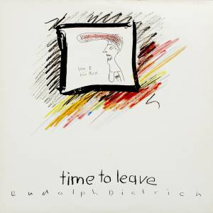 Cover - Rudolph Dietrich: Time To Leave