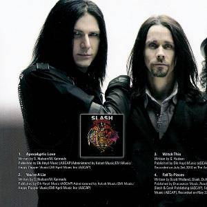 Slash Feat. Myles Kennedy And The Conspirators: Apocalyptic Hammer (Mini-CD / EP) - Bild 2