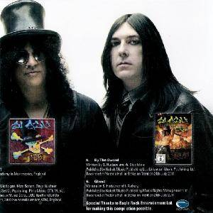 Slash Feat. Myles Kennedy And The Conspirators: Apocalyptic Hammer (Mini-CD / EP) - Bild 3