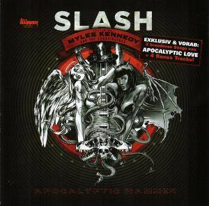 Slash Featuring Myles Kennedy And The Conspirators: Apocalyptic Hammer - Cover