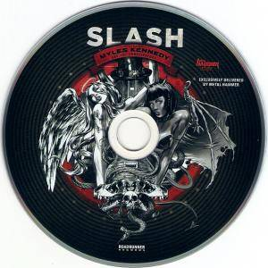 Slash Feat. Myles Kennedy And The Conspirators: Apocalyptic Hammer (Mini-CD / EP) - Bild 6