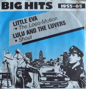 Cover - Lulu & The Luvers: Loco-Motion, The