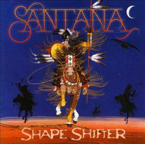 Santana: Shape Shifter - Cover