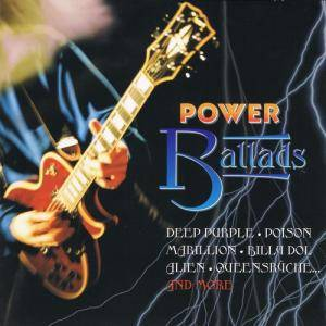 Power Ballads - Cover