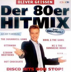 Cover - MFSB Feat. The Three Degrees: 80er Hitmix - Disco Hits Non Stop!, Der