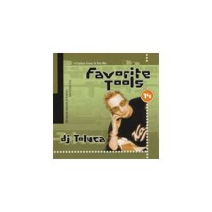 Cover - R Factors: Favorite Tools 14 - DJ Toluca