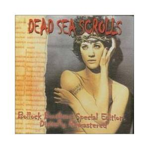 The Bollock Brothers: Dead Sea Scrolls, The - Cover