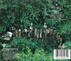 Paul Simon: The Rhythm Of The Saints (CD) - Bild 2