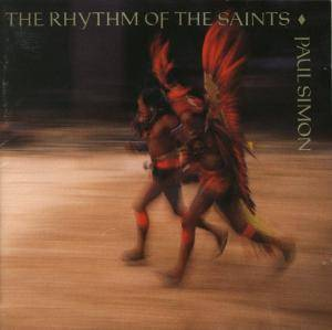 Paul Simon: The Rhythm Of The Saints (CD) - Bild 1