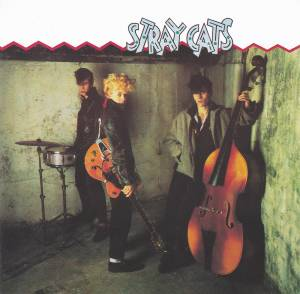 Cover - Stray Cats: Stray Cats