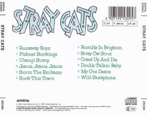 Stray Cats: Stray Cats (CD) - Bild 2