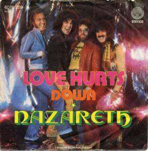 Nazareth: Love Hurts - Cover