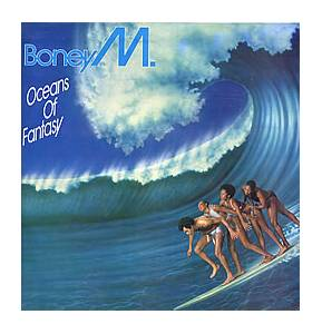 Cover - Boney M.: Oceans Of Fantasy
