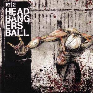 MTV | 2 Headbangers Ball - Cover