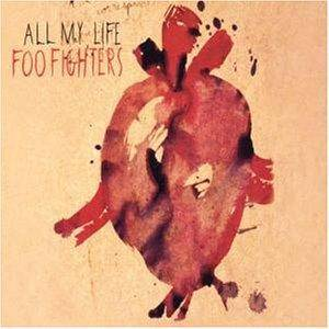 Foo Fighters: All My Life - Cover