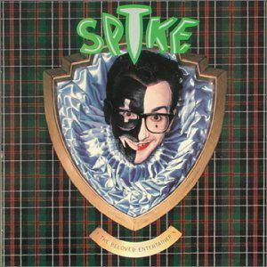 Elvis Costello: Spike - Cover