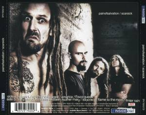 Pain Of Salvation: Scarsick (CD) - Bild 2