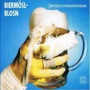 Cover - Biermösl Blosn: Jodelhorrormonstershow