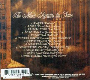 The Music Remains The Same (CD) - Bild 10