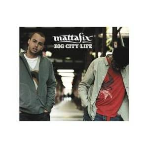 Mattafix: Big City Life - Cover