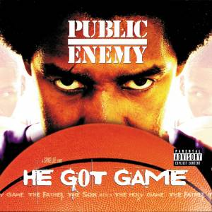 Cover - Public Enemy: He Got Game