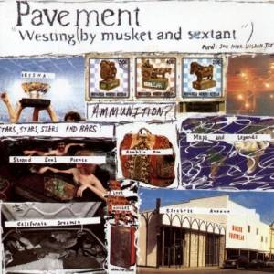 Pavement: Westing (By Musket And Sextant) - Cover