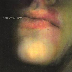 PJ Harvey: Dry - Cover
