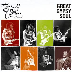Tommy Bolin & Friends: Great Gypsy Soul - Cover