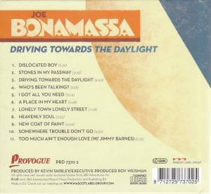 Joe Bonamassa: Driving Towards The Daylight (CD) - Bild 2